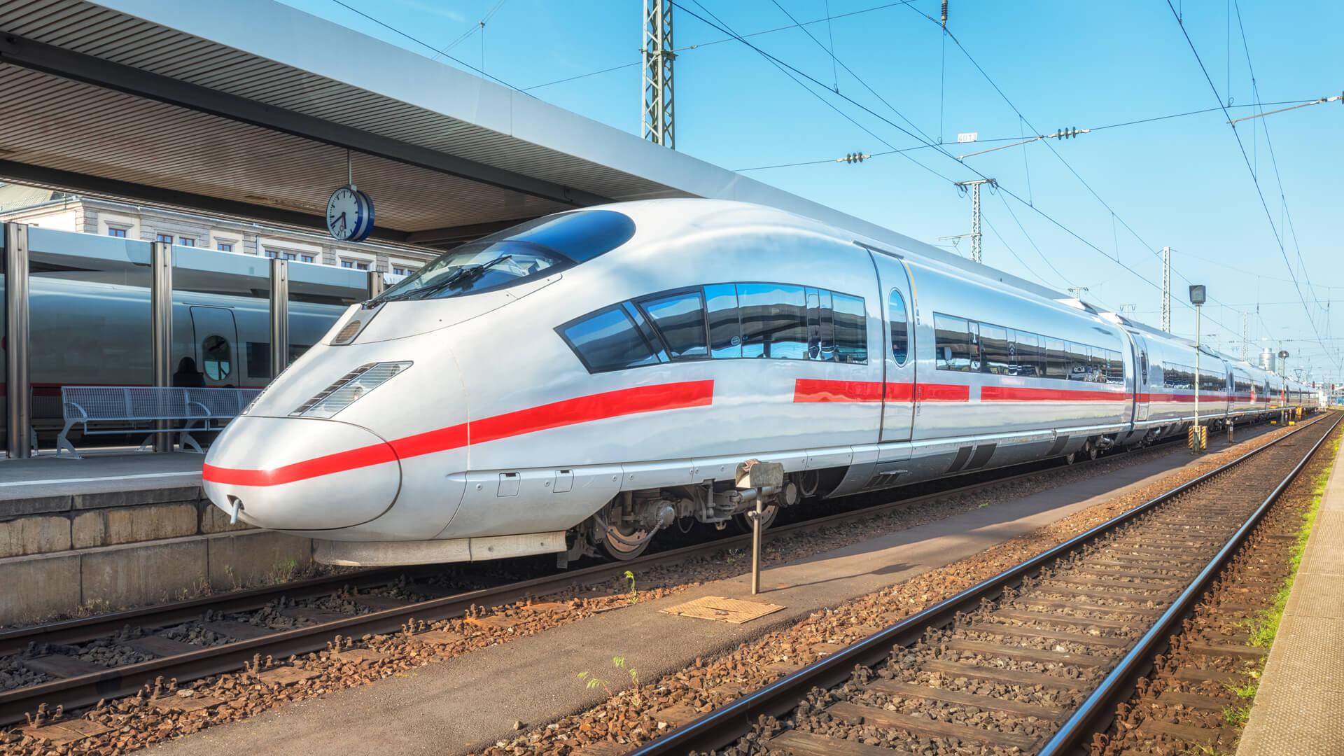 Deutsche Bahn Geschichte